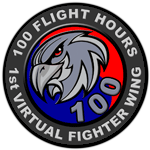 100 Multiplayer Flight Hours