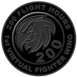 200 Multiplayer Flight Hours