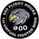 800 Multiplayer Flight Hour