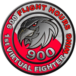 900 Multiplayer Flight Hours